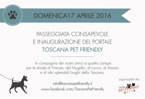 Dog Trekking Toscana Pet Friendly