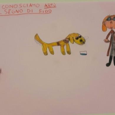 Lavorare con gli animali, nel sociale, ci piace!